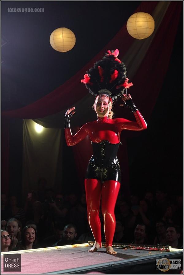 Latex catsuit galleries