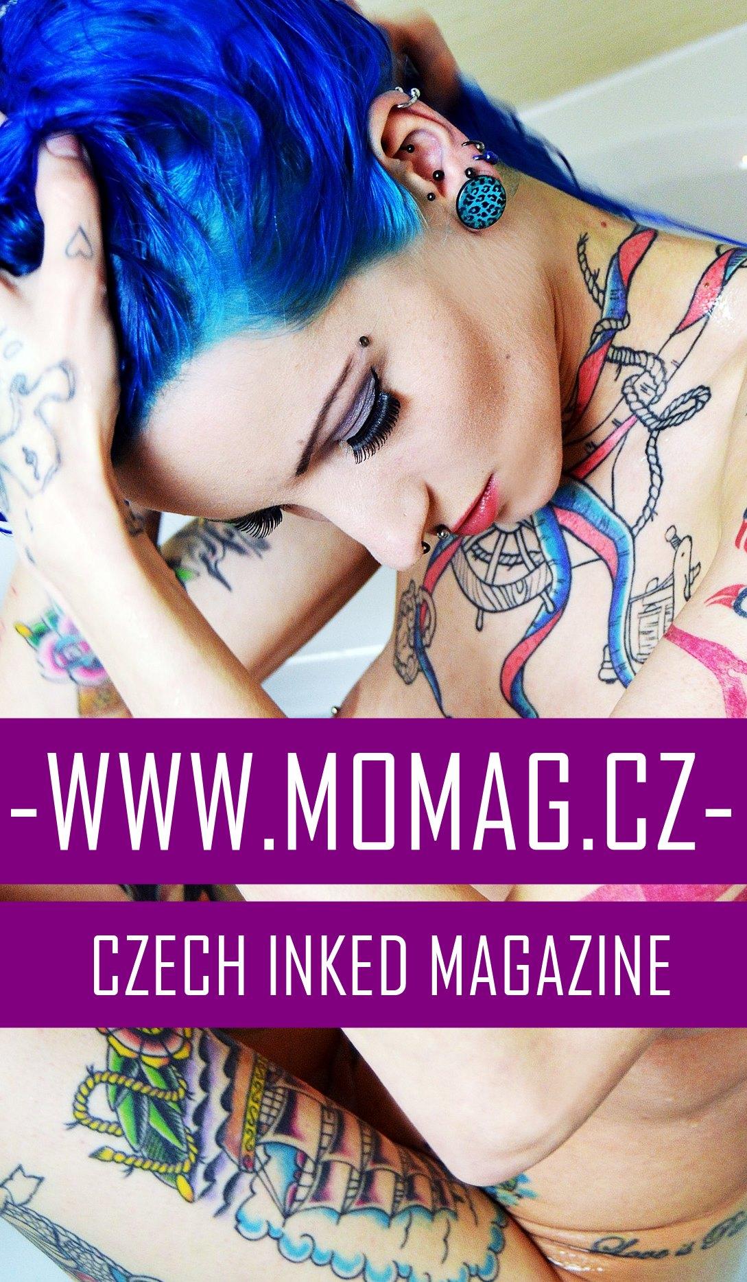 MOMAG Czech Inked Magazine