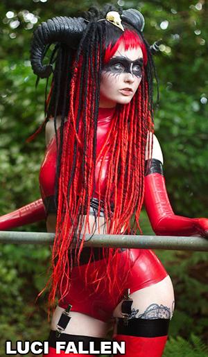 Luci Fallen - Alt model
