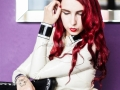 redhead-momag-latex-blouse-06